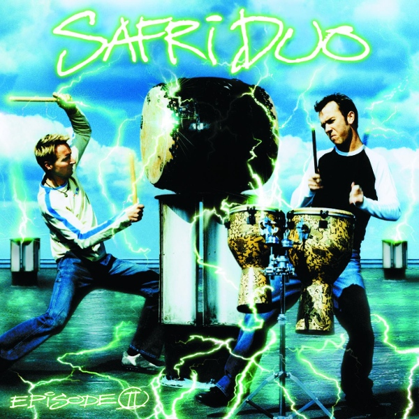 Safri duo - played alive