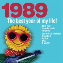 The Best Year Of My Life: 1989