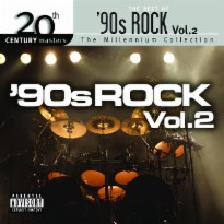Best of 90s Rock, Vol. 2: 20th Century Masters