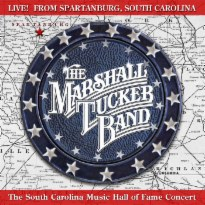Live! From Spartanburg, South Carolina - The South Carolina Music Hall Of Fame Concert