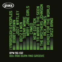 Body By Jake: 80s R&B Burn And Groove