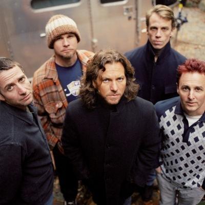 Pearl Jam Top 33