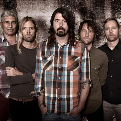 Foo Fighters Top 33