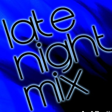 'Late Night Mix' Station  on AOL Radio