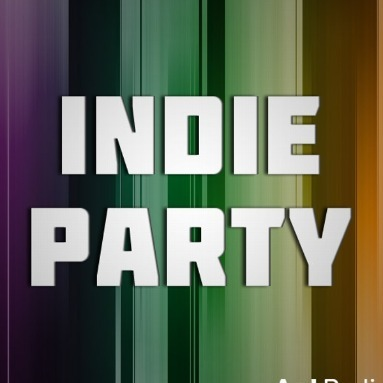 'Indie Party' Station  on AOL Radio