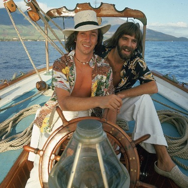 'Sailing Away' Station  on AOL Radio