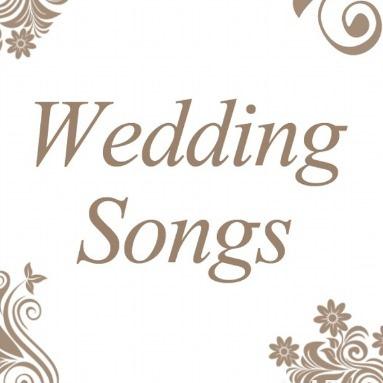 'Wedding Songs' Station  on AOL Radio