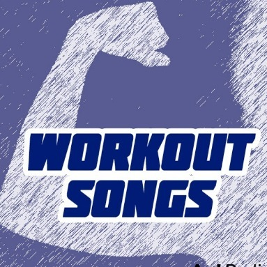 'Workout Songs' Station  on AOL Radio