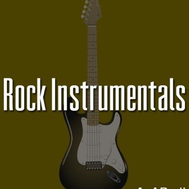 'Rock Instrumentals' Station  on AOL Radio