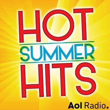 'Hot Summer Hits' Station  on AOL Radio