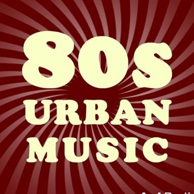 ''80s Urban Music' Station  on AOL Radio