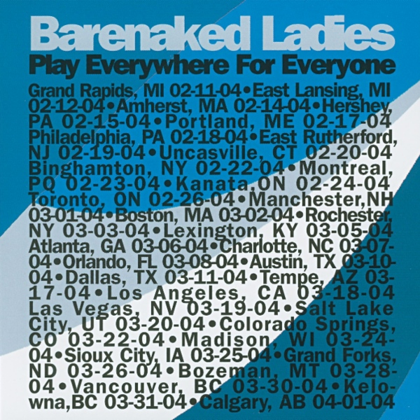 Barenaked Ladies Free Internet Radio Slacker Radio