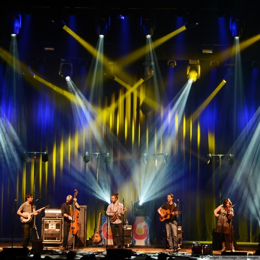 Yonder Mountain String Band Interview